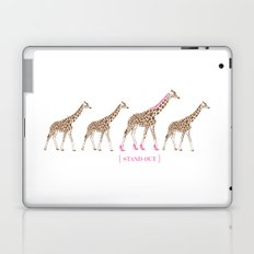 Stand Out - Giraffes Laptop & iPad Skin