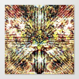 Synaptic Overload Canvas Print