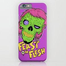 Feast On Flesh iPhone 6s Slim Case