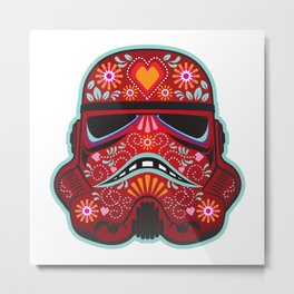 Sugar Trooper 2 Metal Print