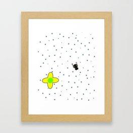 LegRab Framed Art Print