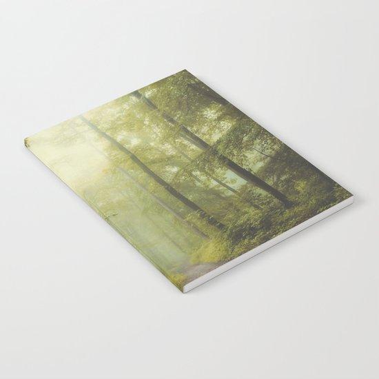 Long Forest Walk Notebook