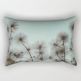 Tree Foliage Rectangular Pillow