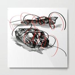 Super cars!! Metal Print