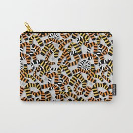 Tiger Toes and Laundry Terrors Carry-All Pouch
