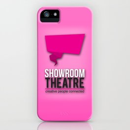 Showroom Theatre iPhone Case
