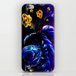 Metroid Metal: Sector 1 iPhone Skin