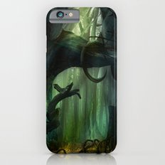 Dark Forest (VACANCY zine) iPhone 6s Slim Case