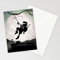 Fett Kid Stationery Cards