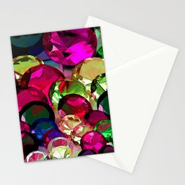 Crytals by Lika Ramati Stationery Cards
