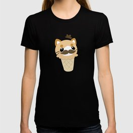 Cat Cone- Orange Sorbet Flavour T-shirt
