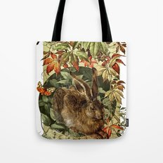 The Old Hare Tote Bag