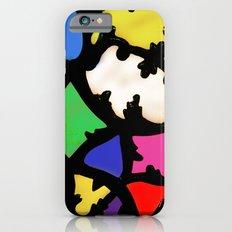 turkish in bright colors iPhone 6s Slim Case