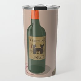 chateau œil Travel Mug