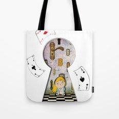 alice #4 Tote Bag