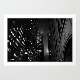 More Stories From Gotham Art Print