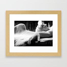 Love Will Tear Us Apart 3 - Joy Division Framed Art Print