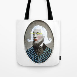 #11 of PREACHERS & THEIR ALTER EGOS Tote Bag