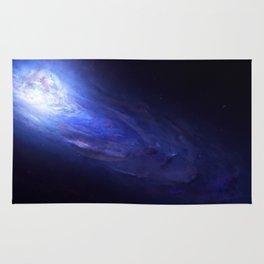 Space Rotation Rug