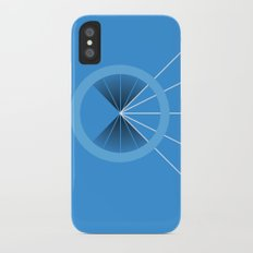 The Looking Glass iPhone X Slim Case