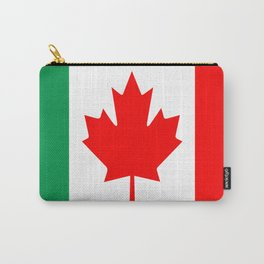 Italo Canadian Carry-All Pouch