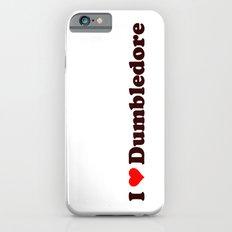 I heart Dumbledore Slim Case iPhone 6s