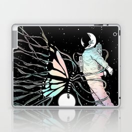 Caught in the Moment (A Memory Encounter) Laptop & iPad Skin