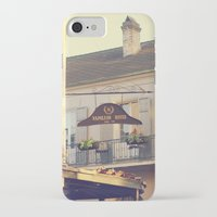 napoleon iPhone & iPod Cases featuring Napoleon Corner by Briole Photography