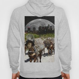 Black Women Are The Mules Of The Earth - Zora Neale Hurston Hoody