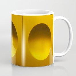 Gold spheres Coffee Mug
