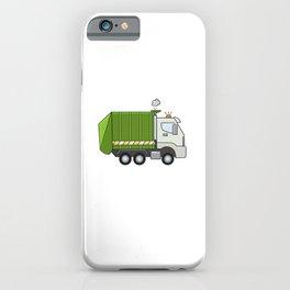 GarbageTruck iPhone Case