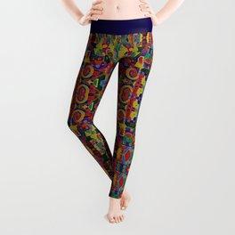 Cloisonne Color Joy Leggings