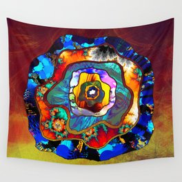 small slice Wall Tapestry
