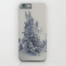 Lost Inside a Snow Cloud iPhone 6s Slim Case
