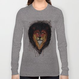 Fire Lion. Long Sleeve T-shirt