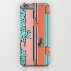 EL CACTO (PRINT) Slim Case iPhone 6