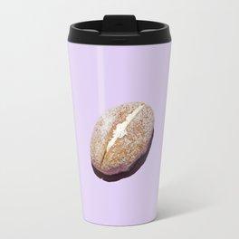 Coconut Bun Travel Mug