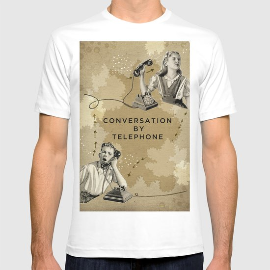 Conversation by Telephone T-shirt