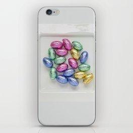 Easter Plate III iPhone Skin