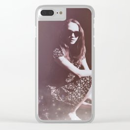 Fashionable Clear iPhone Case