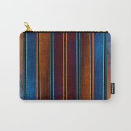 Wood in color 1 Carry-All Pouch