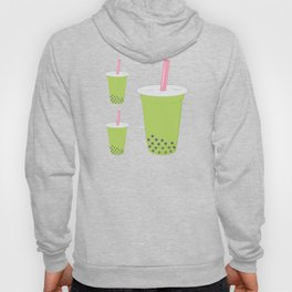 Matcha Bubble Tea Hoody