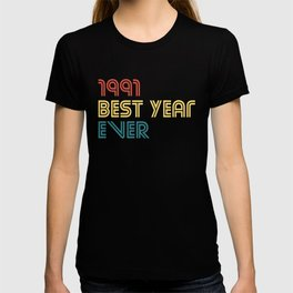 1991 best year T-shirt
