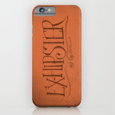 Handwriting: ExHipster Slim Case iPhone 6s
