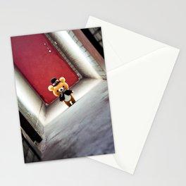Evil Mr. Bear Stationery Cards