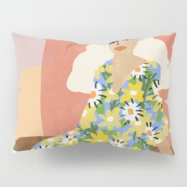 Night in Desert Pillow Sham