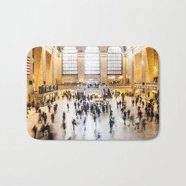 Grand Central Station New York City Bath Mat