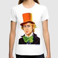 willy wonka T-shirts featuring Wonka by Jordan Soliz