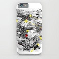 Dog Fight iPhone 6s Slim Case