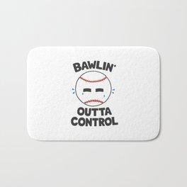 BAWL/N Bath Mat